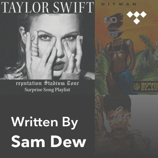Songwriter Mix: Sam Dew