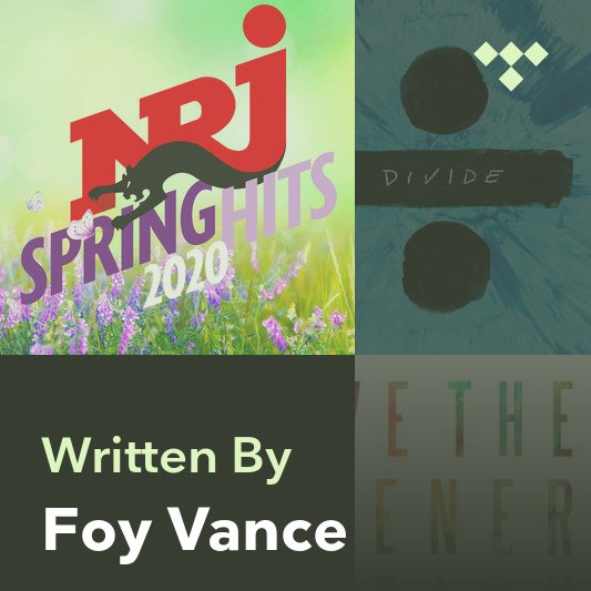 Songwriter Mix: Foy Vance