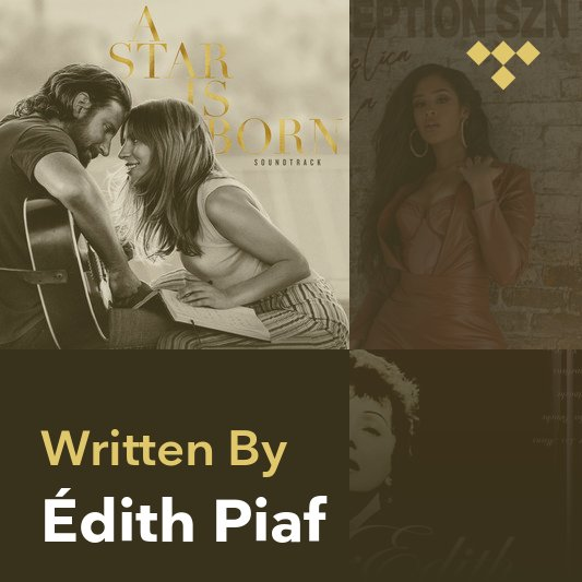 Songwriter Mix: Édith Piaf