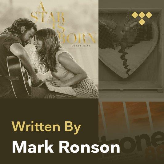 Songwriter Mix: Mark Ronson