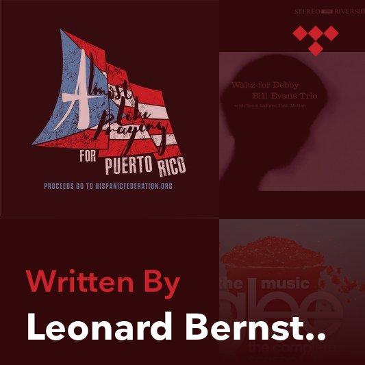 Songwriter Mix: Leonard Bernstein