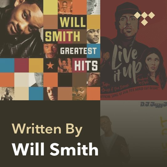 Songwriter Mix: Will Smith
