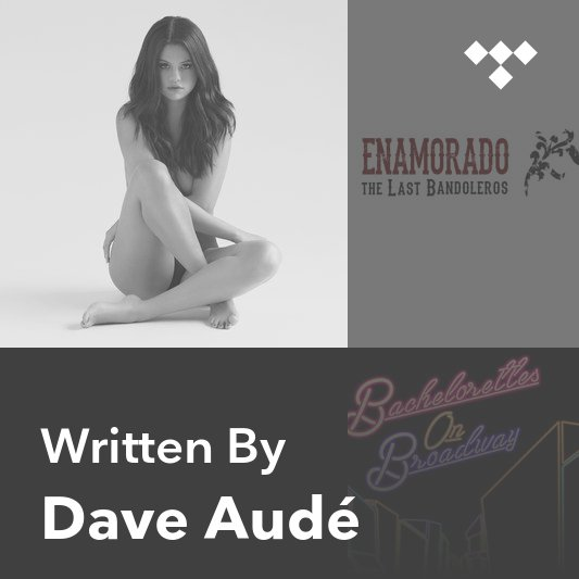 Songwriter Mix: Dave Audé