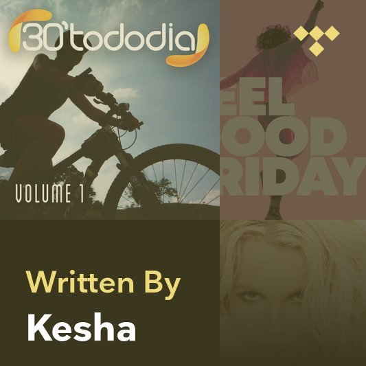 Songwriter Mix: Kesha