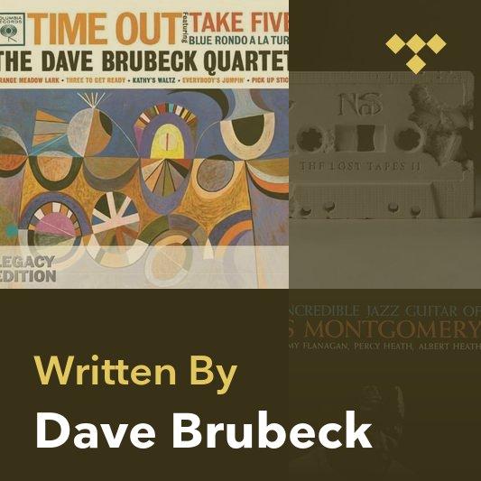 Songwriter Mix: Dave Brubeck