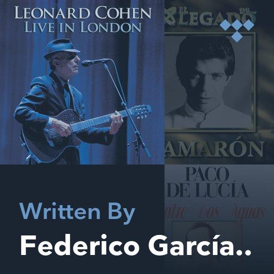 Songwriter Mix: Federico García Lorca