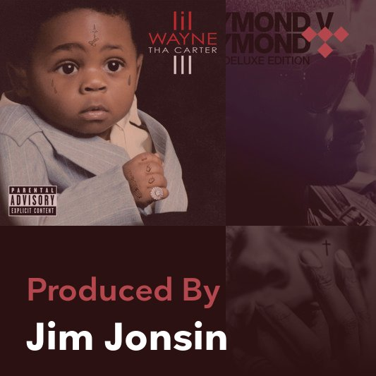 Producer Mix: Jim Jonsin