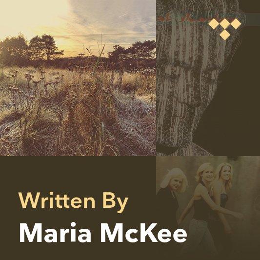 Songwriter Mix: Maria McKee