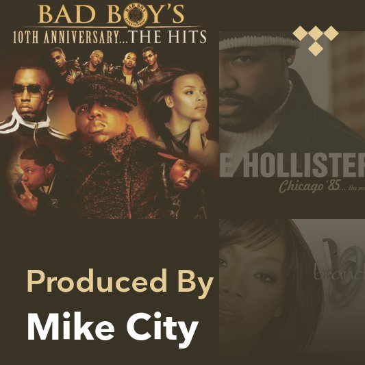 Producer Mix: Mike City