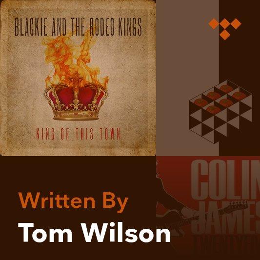 Songwriter Mix: Tom Wilson