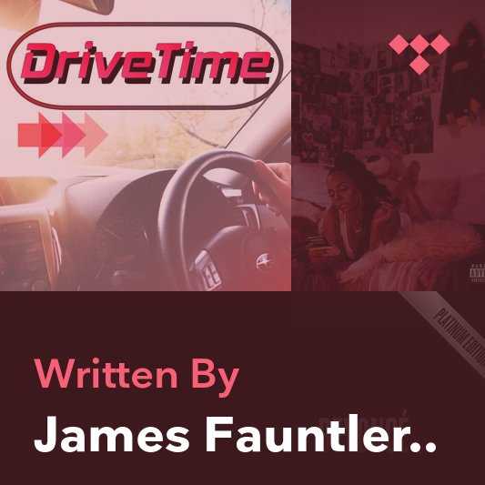 Songwriter Mix: James Fauntleroy