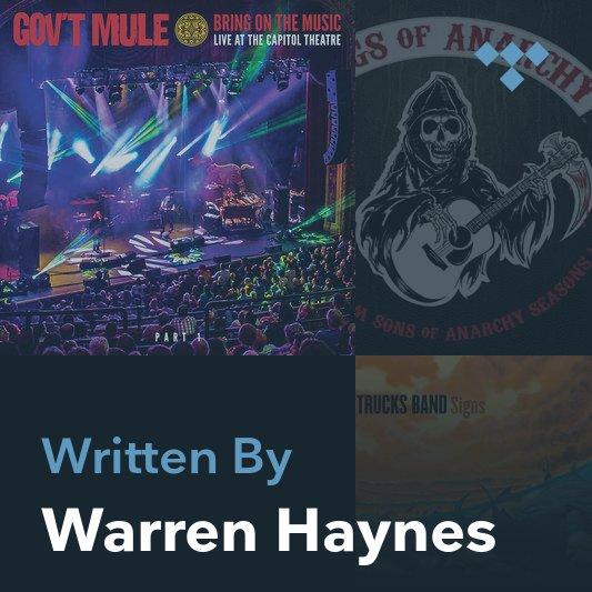 Songwriter Mix: Warren Haynes
