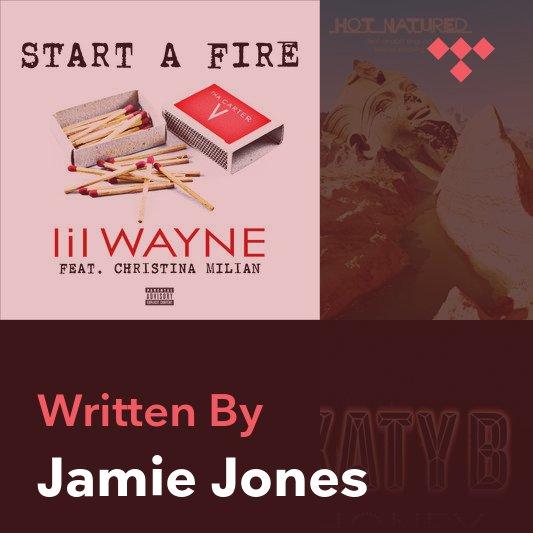 Songwriter Mix: Jamie Jones