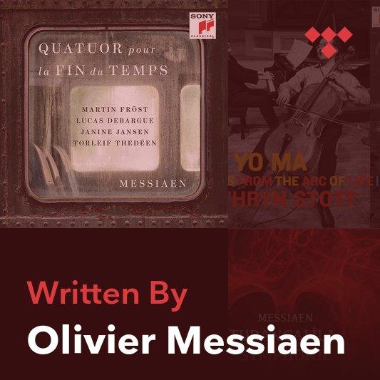 Songwriter Mix: Olivier Messiaen