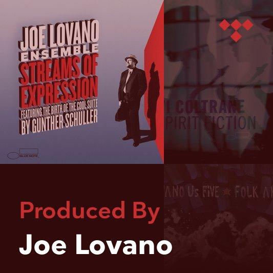Producer Mix: Joe Lovano