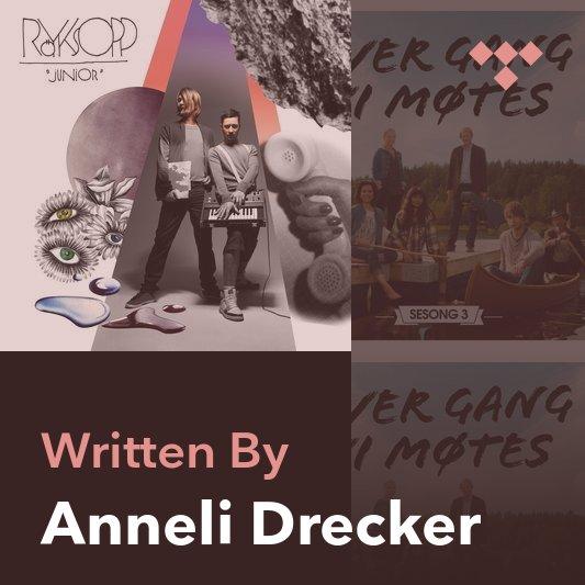Songwriter Mix: Anneli Drecker