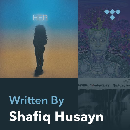 Songwriter Mix: Shafiq Husayn