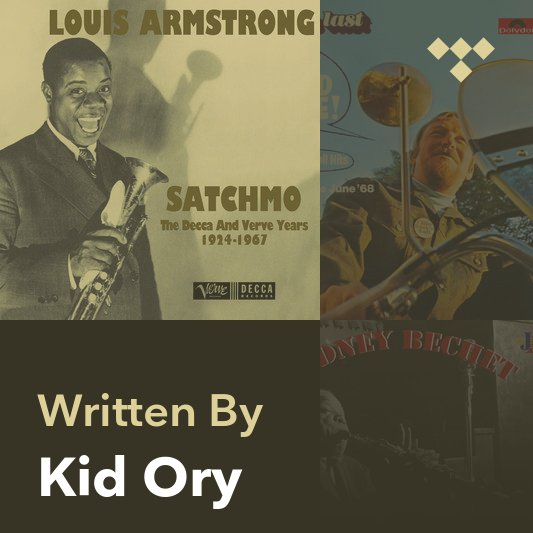Songwriter Mix: Kid Ory