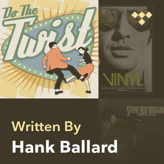 Songwriter Mix: Hank Ballard