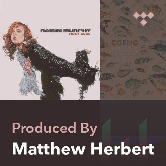 Producer Mix: Matthew Herbert