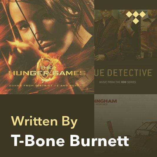 Songwriter Mix: T-Bone Burnett