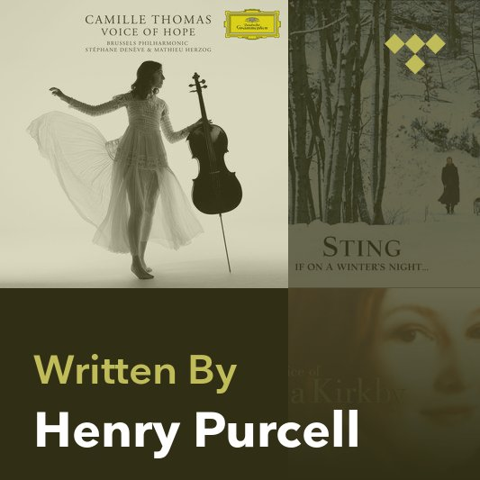Songwriter Mix: Henry Purcell