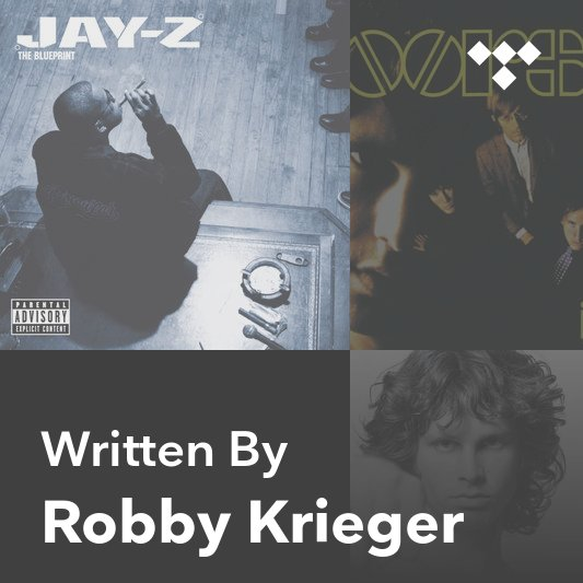 Songwriter Mix: Robby Krieger