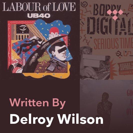 Songwriter Mix: Delroy Wilson