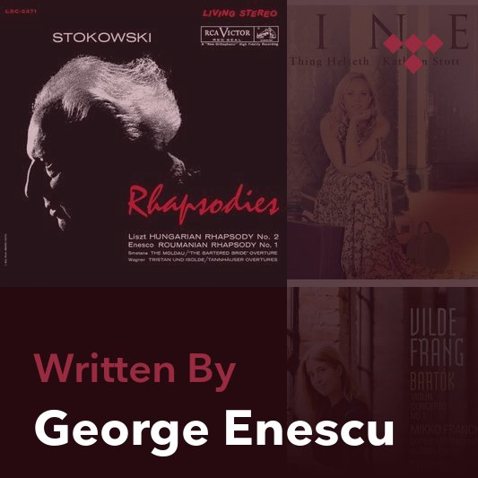 Songwriter Mix: George Enescu