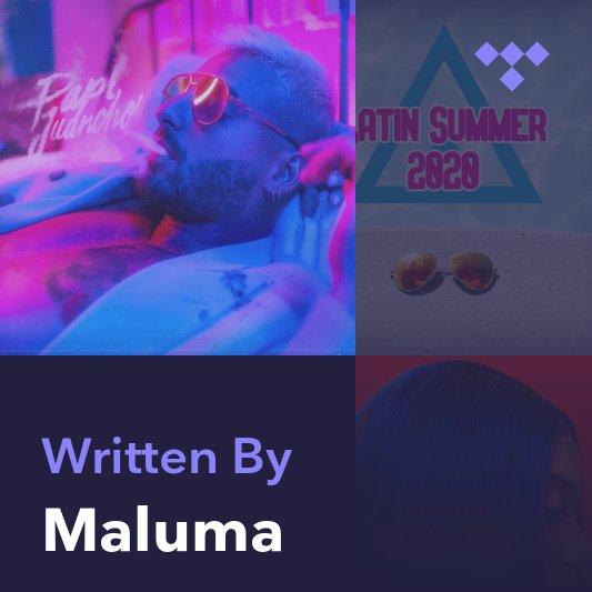 Songwriter Mix: Maluma