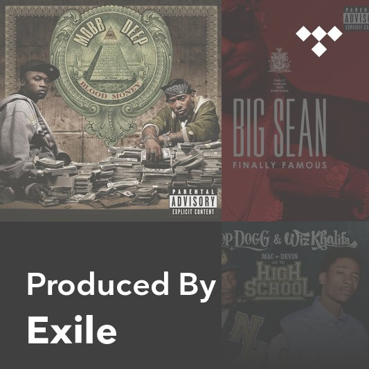 Producer Mix: Exile