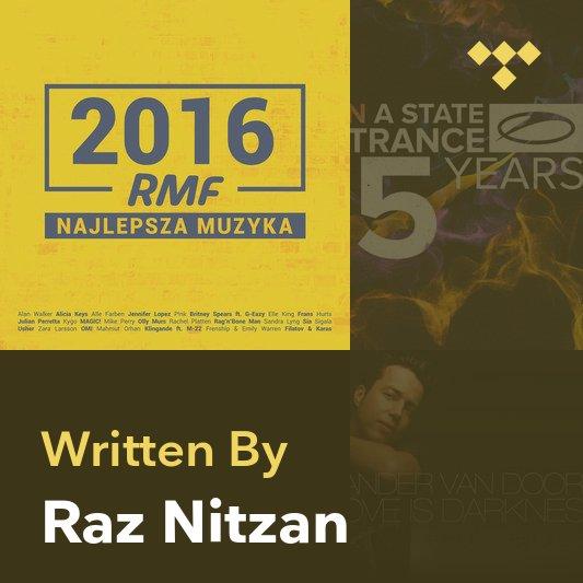 Songwriter Mix: Raz Nitzan