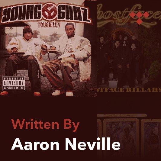 Songwriter Mix: Aaron Neville