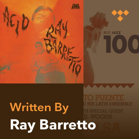 Songwriter Mix: Ray Barretto
