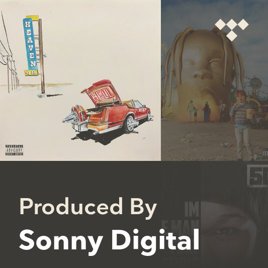 Producer Mix: Sonny Digital