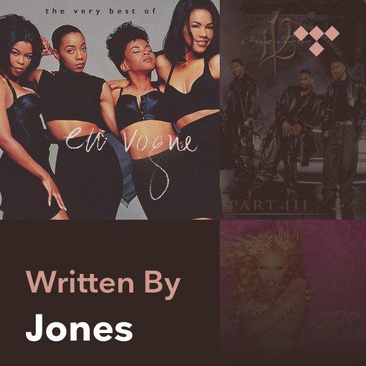 Songwriter Mix: Jones