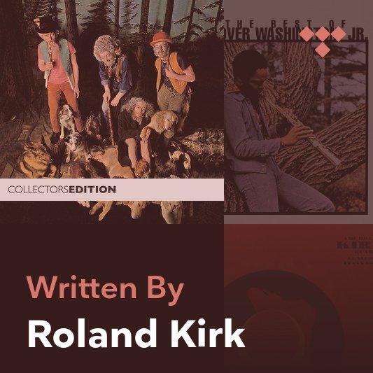 Songwriter Mix: Roland Kirk
