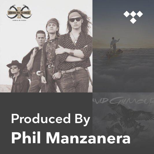 Producer Mix: Phil Manzanera