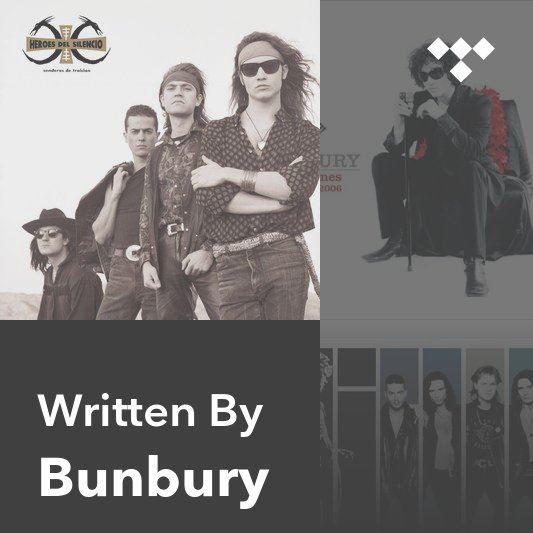 Songwriter Mix: Bunbury