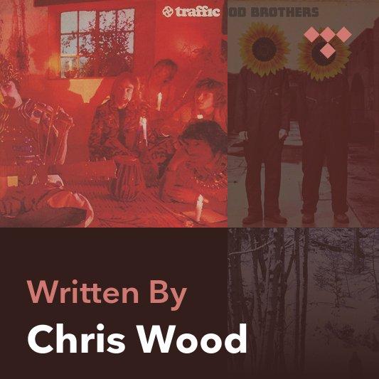 Songwriter Mix: Chris Wood