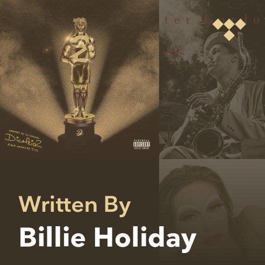 Songwriter Mix: Billie Holiday