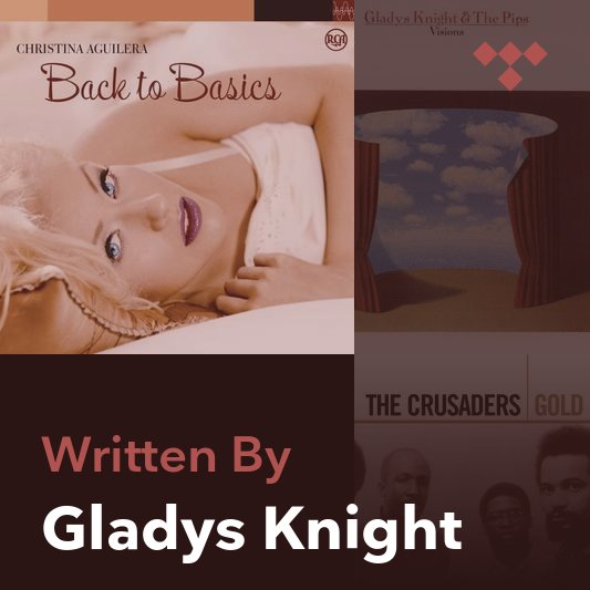 Songwriter Mix: Gladys Knight