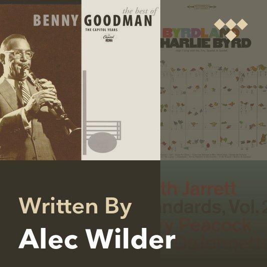 Songwriter Mix: Alec Wilder