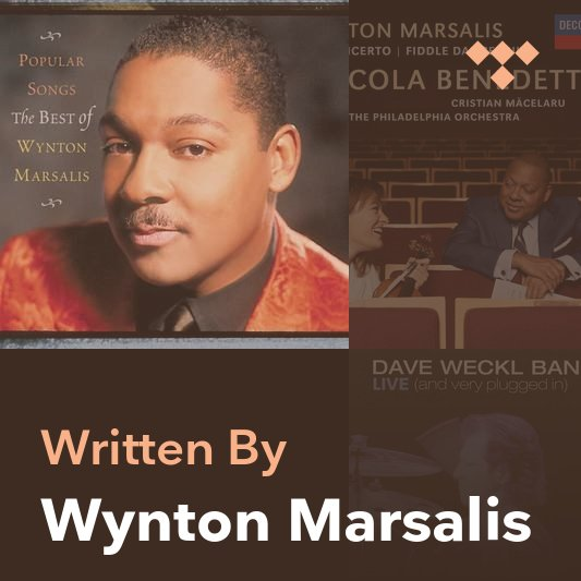 Songwriter Mix: Wynton Marsalis