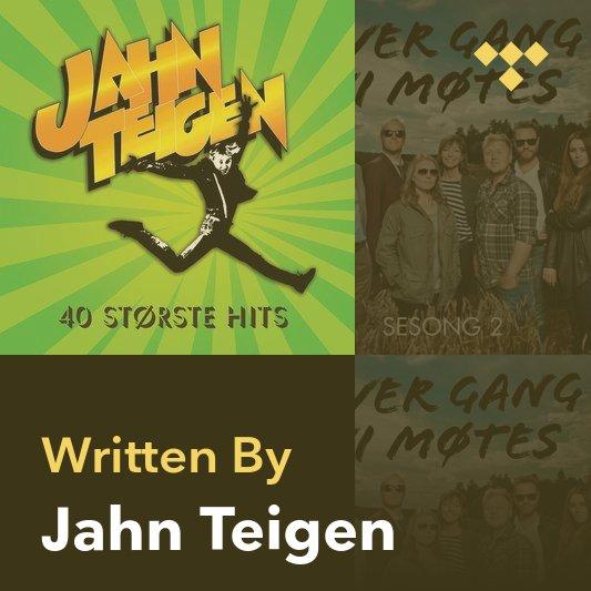 Songwriter Mix: Jahn Teigen