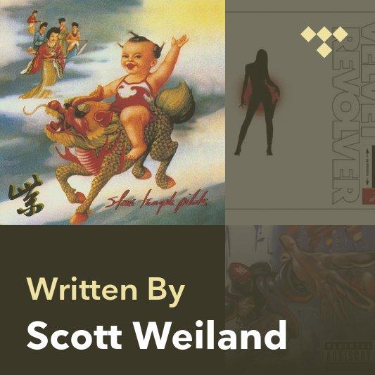 Songwriter Mix: Scott Weiland
