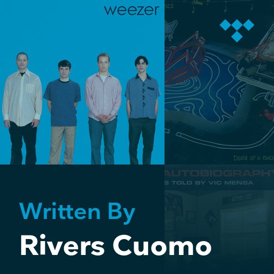 Songwriter Mix: Rivers Cuomo