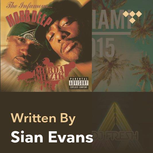 Songwriter Mix: Sian Evans