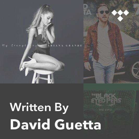 Songwriter Mix: David Guetta