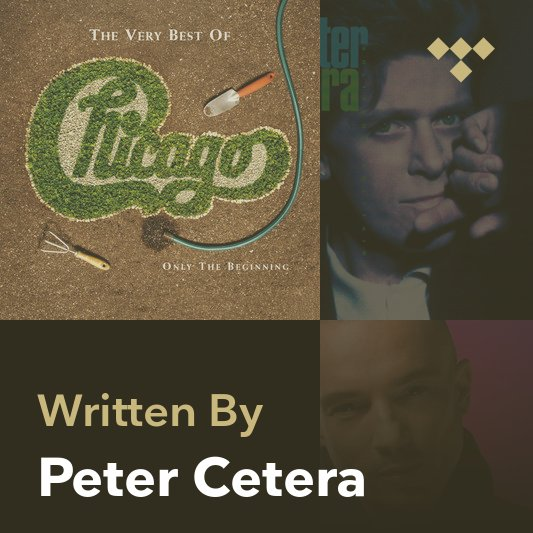 Songwriter Mix: Peter Cetera